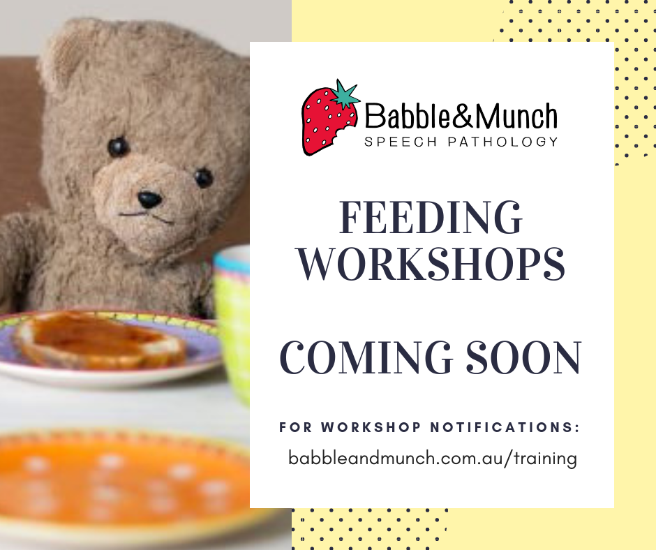 Feeding Workshops 2019