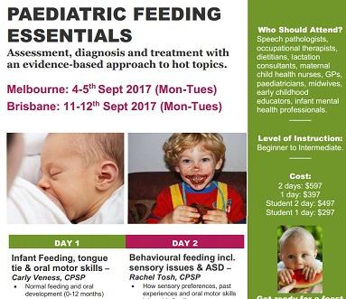 Paediatric Feeding Essentials